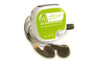 Walk 'n Roll Pedometer